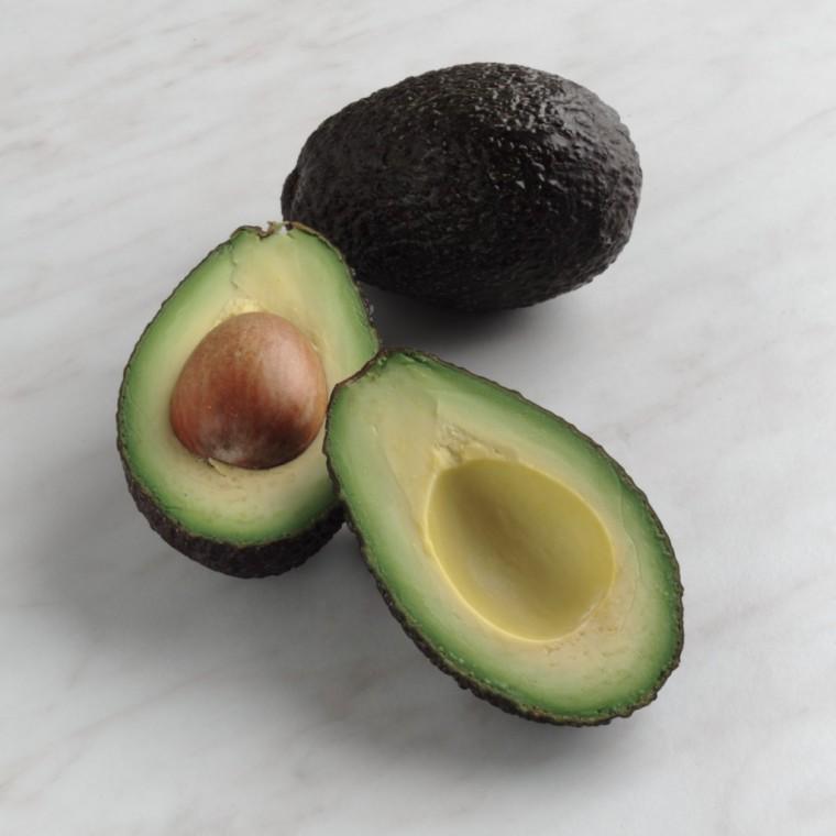 Avocado spisemoden 2-pakning