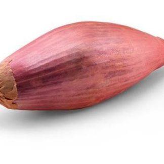 Banansjalottløk