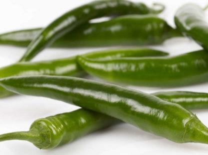 Chili grønn