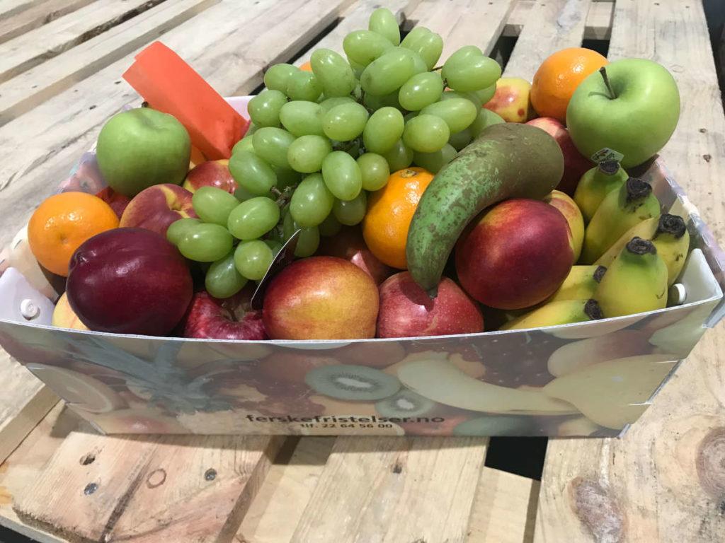 Fruktkurv 9 kg