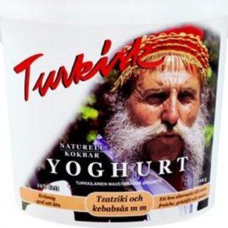 Tyrkisk yoghurt